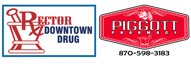 Rector Downtown Drug & Piggot Pharmacy